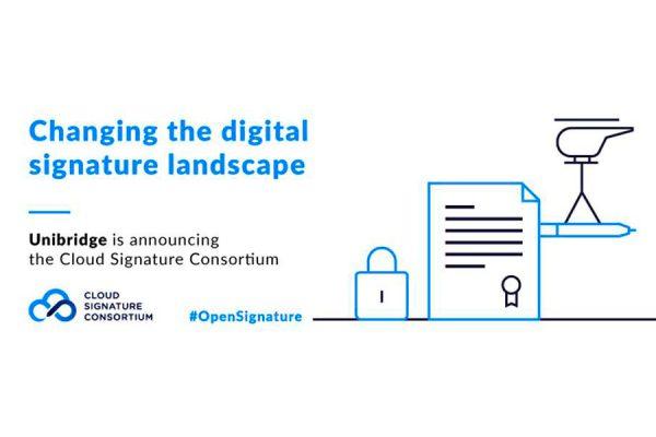 e-signatur og Cloud Signature Consortium